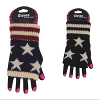 Gloves: Fingerless Hand Warmers