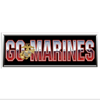 Decal, Go Marines with EGA
