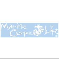 Decal: Marine Corps Life with EGA