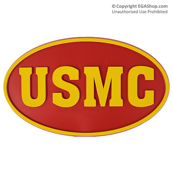 Hitch Cover, USMC