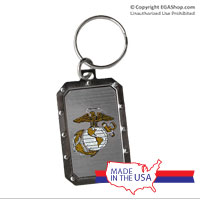 Key Chain, Metal EGA