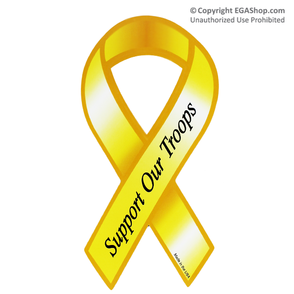 Yellow Ribbon Magnet