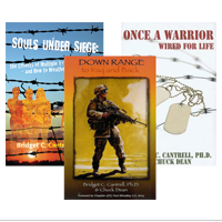 Book Set: Three PTSD Books by Dr. Bridget Cantrell