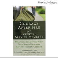 Courage After Fire: For Parents of Service Members