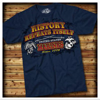 T-Shirt: History Repeats Itself