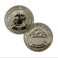 Coin, Crucible 2021, Parris Island (Limited Edition)