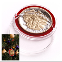 Coin Capsule: Turn a Coin into an Ornament