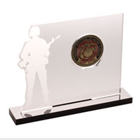 Accessory, Marine Coin Holder (Acrylic)