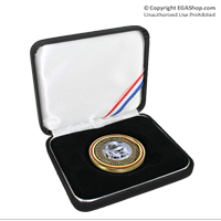Coin Gift Case: Single Birthday Coin, 2014