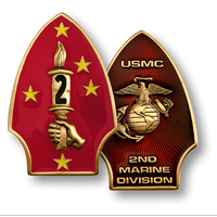 Coin, 2nd Marine Division