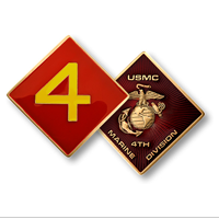 Coin, 4th Marine Division