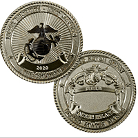 Coin, Crucible 2020, Parris Island (Limited Edition)