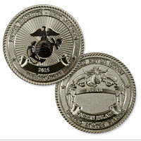 Coin, Crucible 2016, Parris Island (Limited Edition)