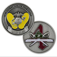 Coin, 4th Battalion, Parris Island