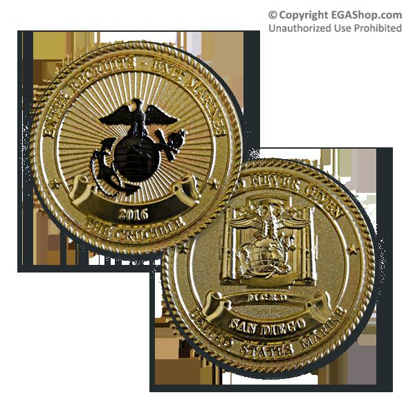 San Diego Coin