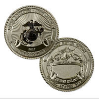 Coin, Crucible 2017, Parris Island (Limited Edition)