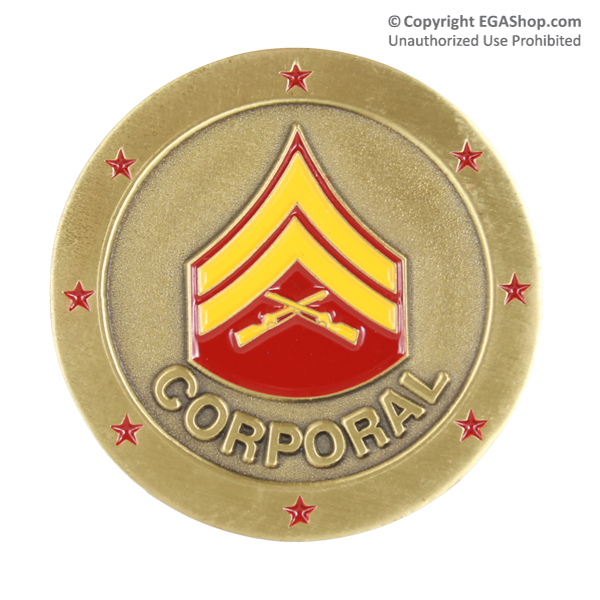 corporal of marines