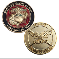 Coin, 2017 Marine Corps Birthday (Limited Edition)