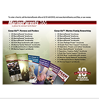 Corps Kit™ Family Networking (Brochures)