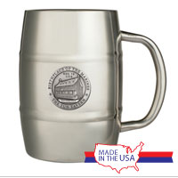 Keg Mug: Tun Tavern (Pewter)