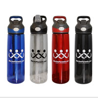 Water Bottle: MarineParents.com in Color Choices
