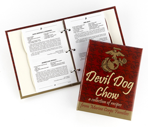 Devil Dog Chow Cookbook