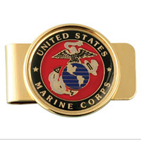 X Money Clip, US Marine Corps