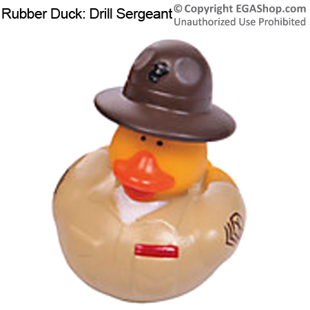 Rubber Duck: Marine Corps Rubber Ducks