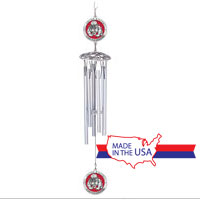 Wind Chime, Bull Dog USMC