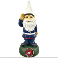Garden Gnome: Dress Blue Marine