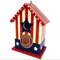 Bird House: Marine Corps Seal