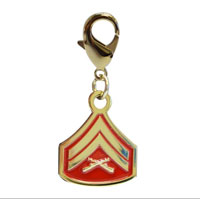 Pet Insignia Rank Charm - CPL