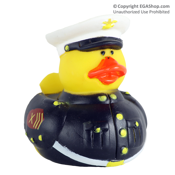 Rubber Duck: Dress Blues