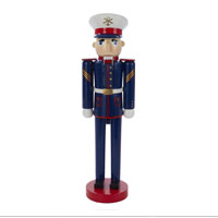 Nutcracker: 15' Wooden Military