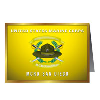 Card Shop: Graduation - 2nd Btn, San Diego (Pkg of 10)