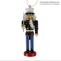 "Ornament: Marine Nutcracker (5"")"