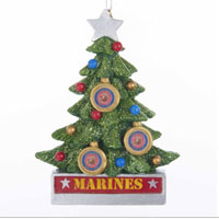 Ornament: Marine Tree