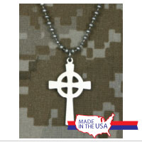 GI Jewelry: Celtic Cross