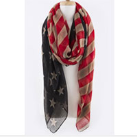 Scarf: Stars and Stripes