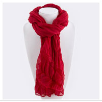 Scarf: 1st Battalion, Red