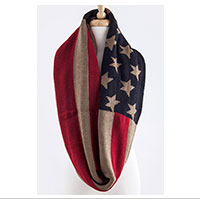 Scarf: Patriotic Winter