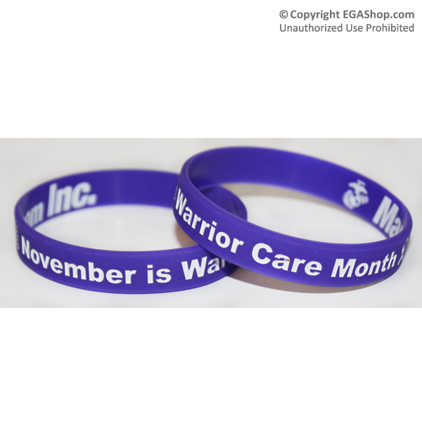 Wristband: Warrior Care Month (November)