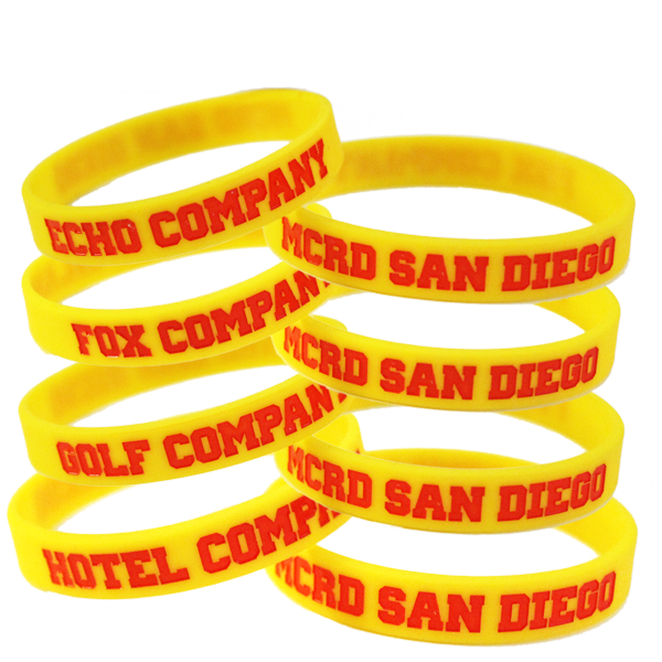 Wristband: 2nd Btn San Diego Choose: Echo Fox Golf Hotel