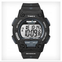 Watch: Timex Iron Man, Shock-Resistant 30-Lap (T5K196)