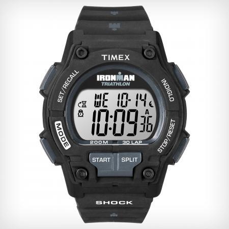 Watch: Timex Iron Man, Shock-Resistant 30-Lap (T5K196)