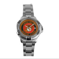 Watch (Men's), Marine Corps Logo - Quartz