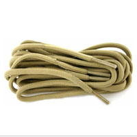 Boot Laces: Tan/Khaki Nylon 72""