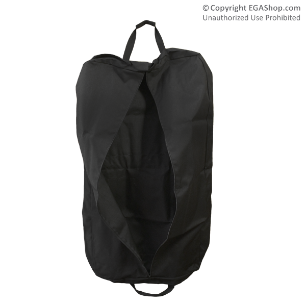Luggage: Dress Blue GARMENT Bag