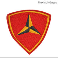 Patch: 3rd Division Color