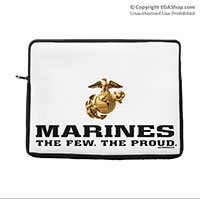 Laptop/Tablet Sleeve: The Few The Proud